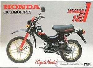 Honda Px 50 : catalogo original honda pxr comprar cat logos publicidad y libros de m canica en ~ Melissatoandfro.com Idées de Décoration
