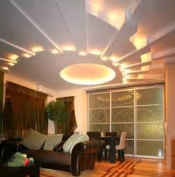 10 unique false ceiling designs made of gypsum board for Modern false ceiling design for kitchen