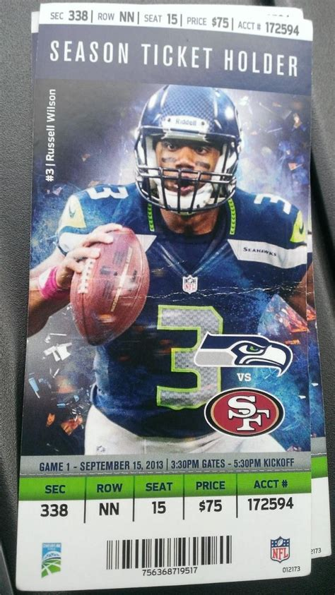 scam alert seahawks ers fake   sold www