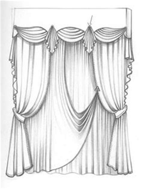 71 Best How to draw curtains images | Curtains, Window
