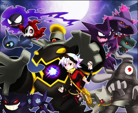 Ghost Pokemon By Zombiedaisuke On Deviantart