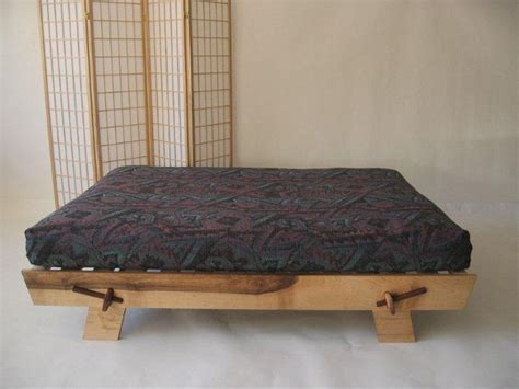 Futon Bed Frame Plans   BM Furnititure