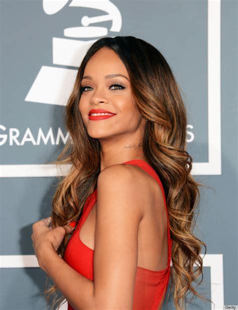 Rihanna Hair Grammys Jonathan And George