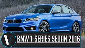 Bmw Serie 1 2016 : bmw 1 series sedan 2016 youtube ~ Gottalentnigeria.com Avis de Voitures