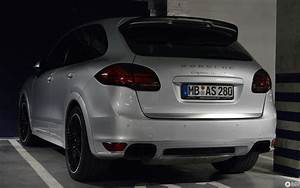 2017 Porsche Cayenne Turbo S : porsche 958 cayenne turbo s 20 august 2017 autogespot ~ Maxctalentgroup.com Avis de Voitures