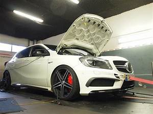 Mercedes A45 Amg Tuning : tuning rebellion automotive verhillft a45 amg zu 435 ps ~ Jslefanu.com Haus und Dekorationen