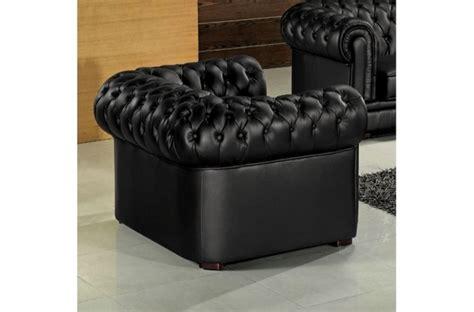vente priv馥 canap chesterfield cuir noir maison design wiblia com