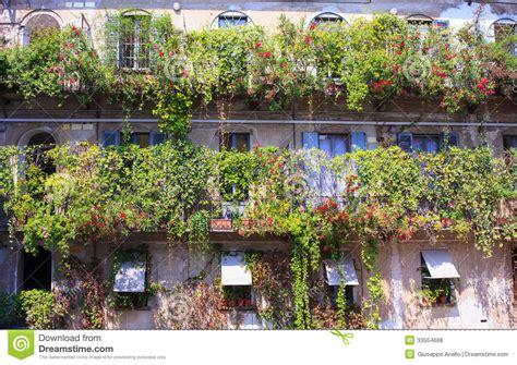 Casa A Ringhiera by Casa Un Ringhiera Fotografia Stock Immagine Di