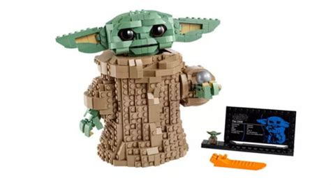 Lego Is Releasing Baby Yoda Sets So You Can Build Your Own ...