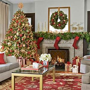 Christmas Decor For Living Rooms