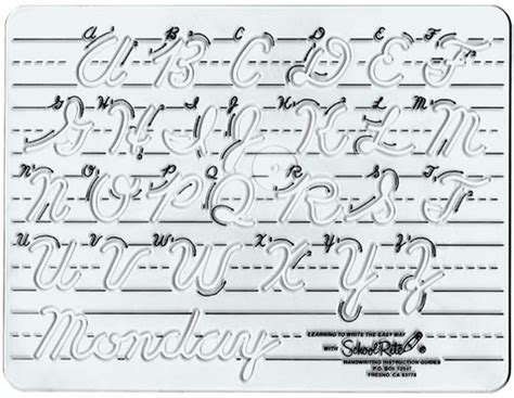 cursive writing template number names worksheets 187 uppercase letters cursive free