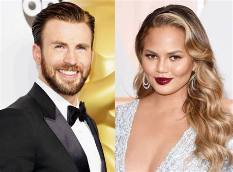 Chrissy Teigen Comes Out In Support Of Chris Evans After ...