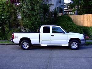 2003 Chevrolet Silverado 1500 Work Truck 4x4 Regular Cab 8