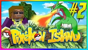 Minecraft Pixelmon Island - Hide the SHINY SALAMENCE ...