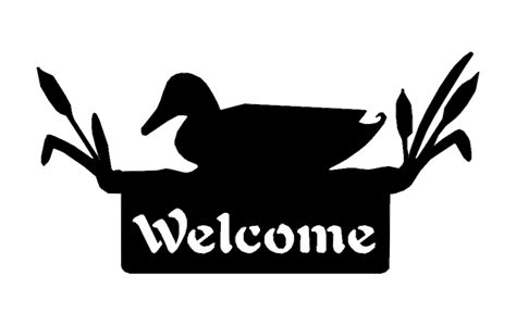 sign duck dxf file   axisco