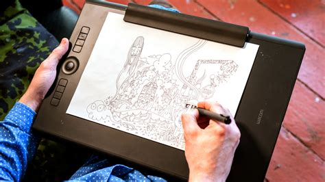 draw  paper  screen    time