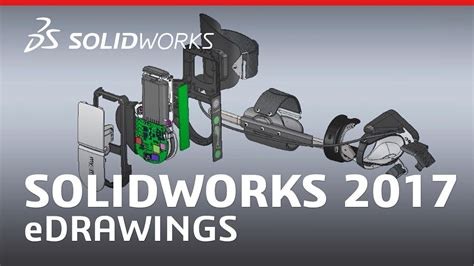 solidworks edrawings  youtube