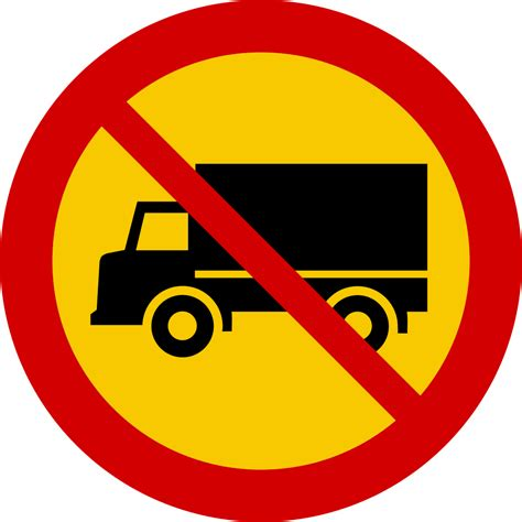 Svg black nothing is right go left hand painted road sign illustration. File:Iceland road sign B03.31.svg - Wikimedia Commons