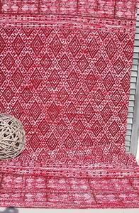 Teppich Läufer Rot : teppich l ufer antonio rot wei webteppich 60x90 flickenteppich 60 x 90 cm teppich ~ Frokenaadalensverden.com Haus und Dekorationen