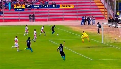 Alianza Lima vs. Ayacucho FC: jugadón de Kevin Quevedo ...
