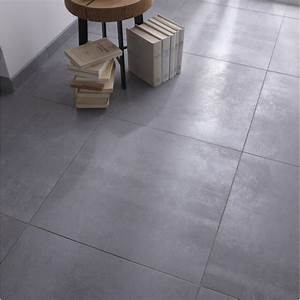 carrelage 60x60 gris ciment With carrelage roger