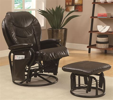 rocker glider recliner with ottoman glider chair and ottoman best glider chair and ottoman