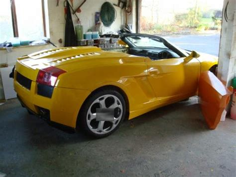 fake lamborghini key lamborghini murcielago replica kit car for sale turn key