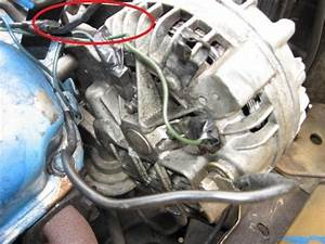 Funky Alternator Wiring