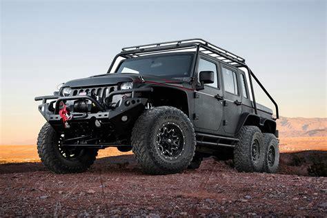 Custom 4x4  6x6 Hellhog Jeep Wrangler  4x4 Australia