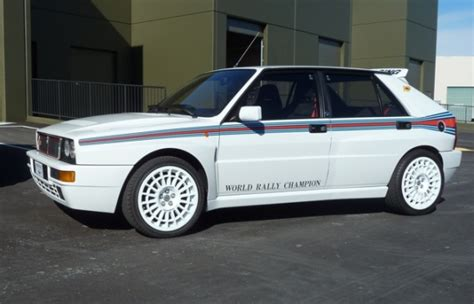 How About Some Rally, Eh? 2 Perfect Delta Integrale Evos