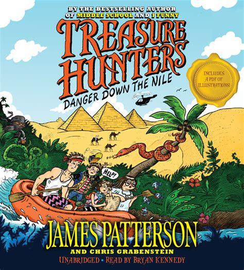 Treasure Hunters Danger Down The Nile  Little, Brown