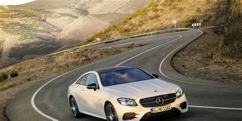 We get to find out straight from people within. 2018 Mercedes-Benz E400 Coupe essentials: A superb driver