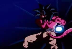 Goku Con Movimiento Imagenes de Animes de Amor