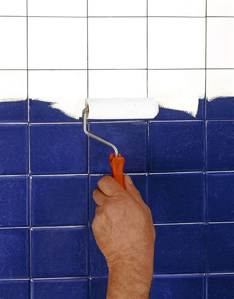 peinture resine pour faience peinture pour carrelage de salle de bain