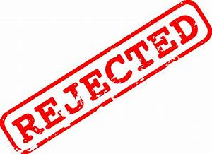 Rejected Stamp Png | www.imgkid.com - The Image Kid Has It!