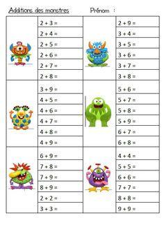 suma  resta images math  kids kindergarten