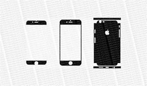 Iphone 6s - Skin Cut Template Ver 3