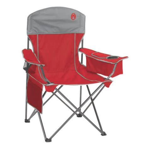 Coleman Oversized Chair With Cooler Canada by Cooler Chair Canada