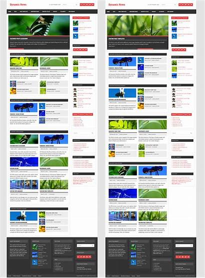 Magazine Dynamic Template Homepage Themezee Themes Featured