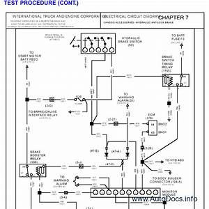 1986 International Truck Wiring Diagram