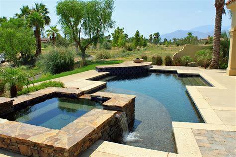 custom pool ideas benefits of custom pool design azure pools spas