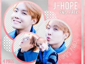 PNG PACK: J-Hope (BTS) #4 by Hallyumi on DeviantArt