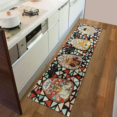 Black Kitchen Area Rugs by 20 Photo Of Rug Runners For Kitchen