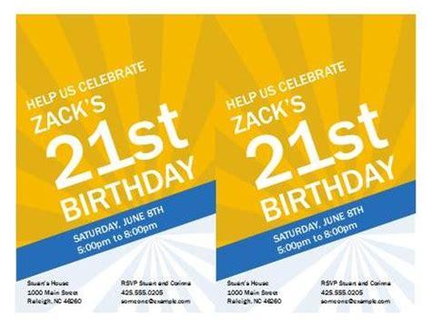 birthday invitation template  powerpoint templates