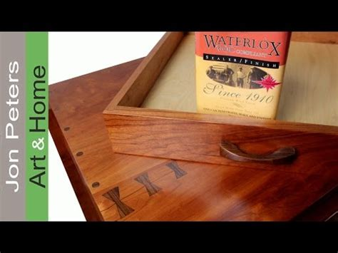 waterlox  easy   fine furniture finish