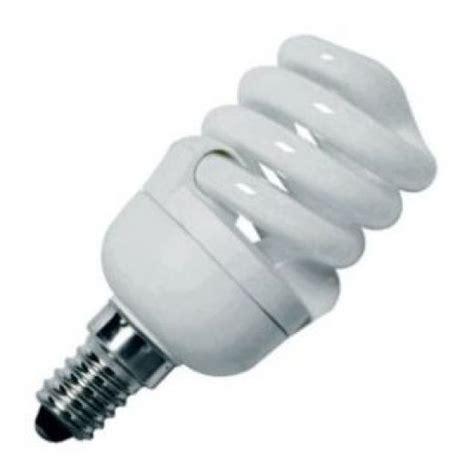 9 watt ses e14mm energy saving light bulb