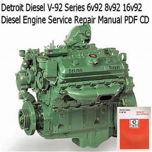Detroit Diesel Series 92 6v