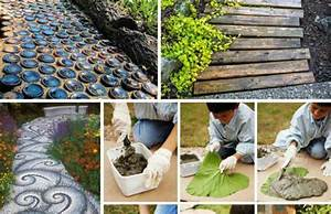 12 idees pour amenager vos allees de jardin actualites With allee de jardin en galet 4 12 idees pour amenager vos allees de jardin actualites