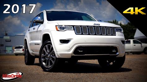 2017 Grand Overland by 2017 Jeep Grand Overland Ultimate In Depth Look