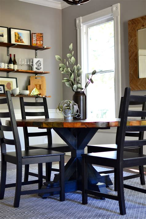 Dining Room Reveal  Out + Outfit
